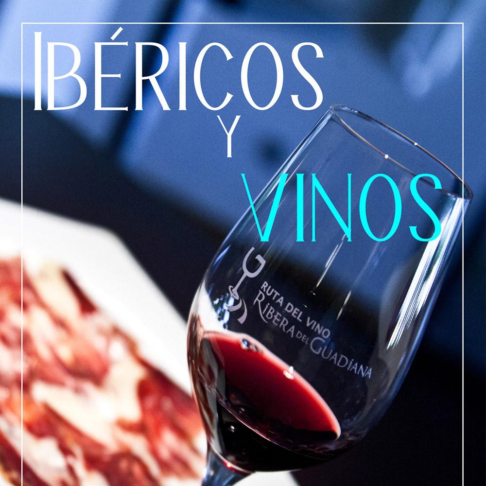 Ibéricos y vinos