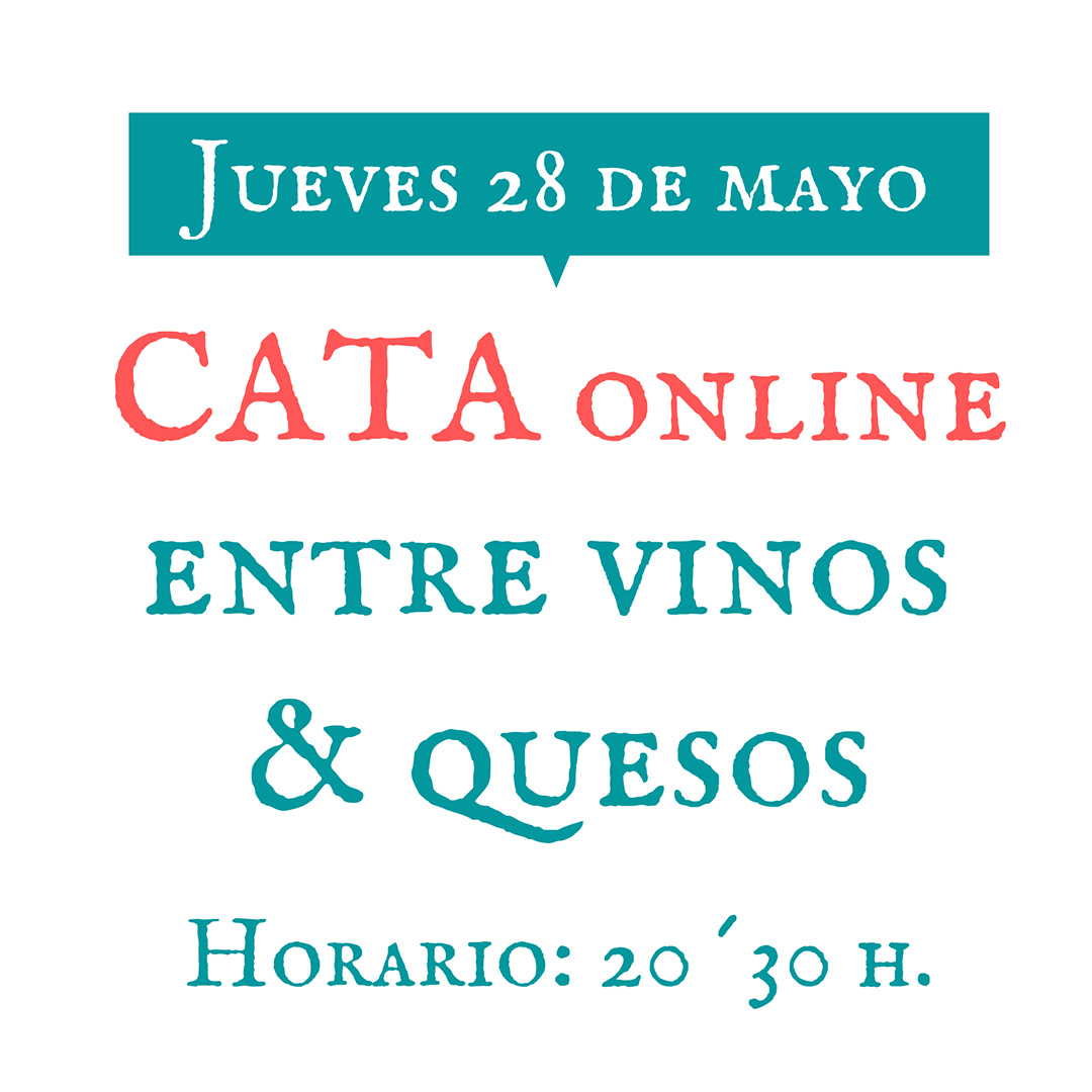 Cata Online - Entre Vinos & Quesos