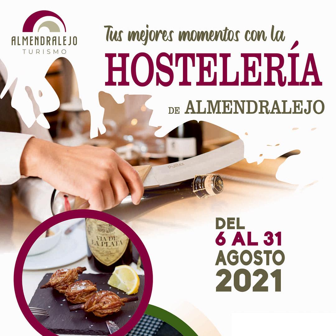 Tus mejores momentos con la hostelería de Almendralejo